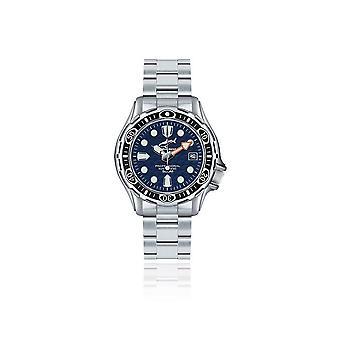 CHRIS BENZ - Diver Watch - DEEP 500M AUTOMATIC - CB-500A-B-MB