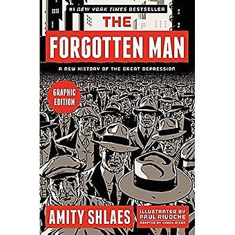 O homem esquecido: Uma nova história da grande depressão