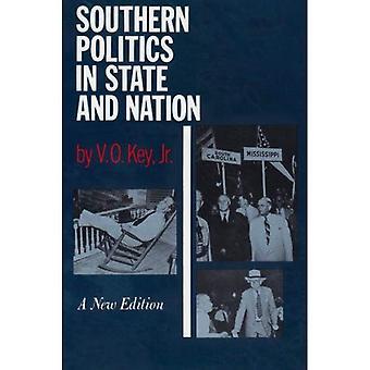 Zuidelijke politiek in staat en natie