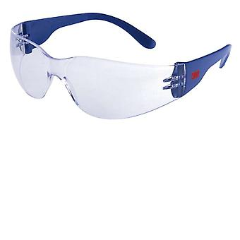 3M 2720 Safety Glasses, Anti-Scratch / Anti-Fog, Clear Lens