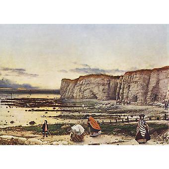 Pegwell Bay, William Dyce, 60x40cm