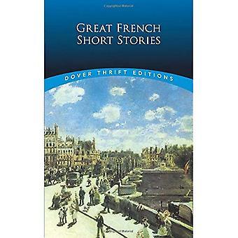Grandes contos franceses (Dover Thrift)