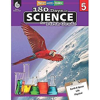 180 Days of Science for Fifth Grade (Grade 5): Practice, Assess, Diagnose (180 Days of Practice)