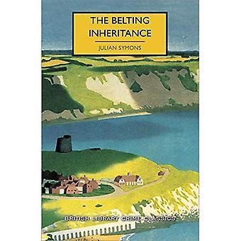 L'héritage de Belting (British Library Crime Classics)