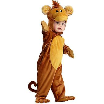 Cute Monkey Toddler Costume