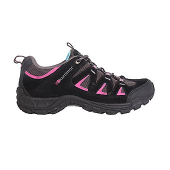 Karrimor Kids toppmötet Junior promenader läder andas utomhus skor med snörning