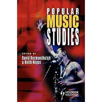 Hesmondhalgh ・ デイヴィッドによるポピュラー音楽研究