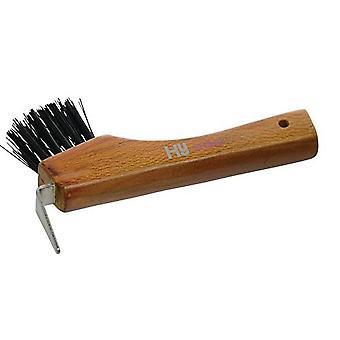 HySHINE Luxury Hoof Pick with Brush