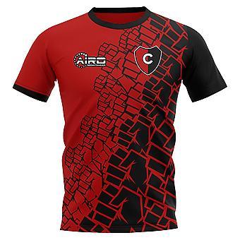2020-2021 Koszulka piłkarska Atletico Colon Home Concept