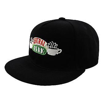Friends Central Perk Snapback Cap
