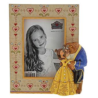 Disney Beauty and the Beast Photo Frame