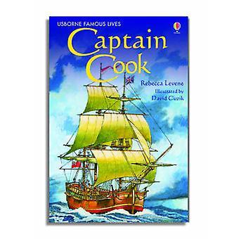 Captain Cook van Rebecca Levene-9780746064252 boek