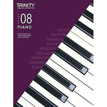 Piano Exam Pieces & Exercises 2018-2020 Grade 8 - 9780857366061 Book