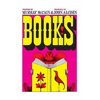 Books! by Murray McCain - John Alcorn - 9781623260200 Book