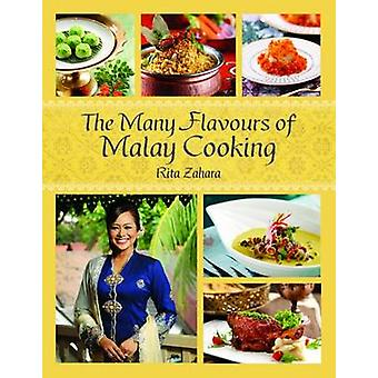 The Many Flavours of Malay Cooking by Rita Zahara - 9789814634441 Book