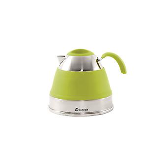 Outwell Collaps Kettle 2.5L Lime Green