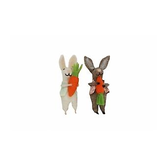 Easter Bunny Decorations by Gisela Graham
