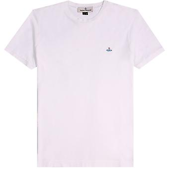 Vivienne Westwood klassieke Orb logo T-shirt