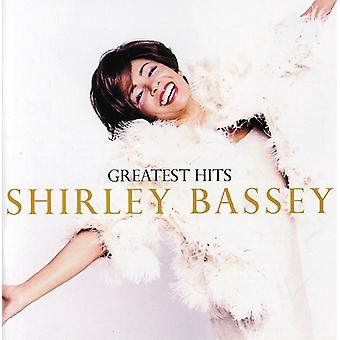 Shirley Bassey - Greatest Hits [CD] USA import