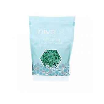 Hive Of Beauty Paraffin Waxing Azulene Hot Film Wax Pellets All Skin Types 700g