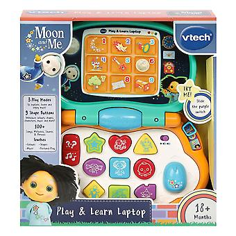 Vtech Moon & Me Play & Learn Laptop