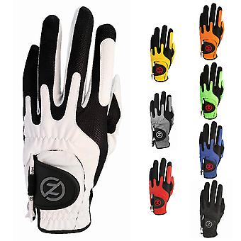 Zero Friction Mens Synth Left Hand Compression Golf Gloves