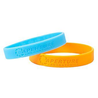 Portal 2 Bracelet Set of 2