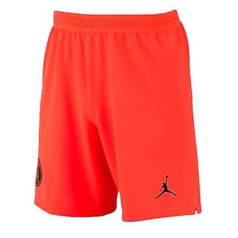 2019-2020 PSG Away Nike Vapor Match Shorts (Red)