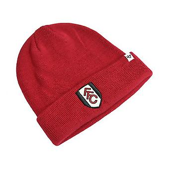 Fulham FC Knitted Turn Up Hat