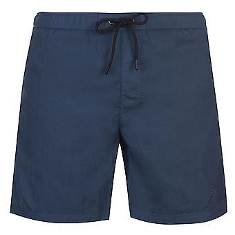 Firetrap Mens GrmntDye Swm Swim Shorts byxor byxor bottnar
