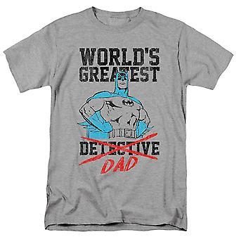 World's Greatest Dad Batman Men's T-Shirt