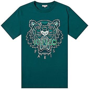 Kenzo tonala Tiger logo typ T-shirt