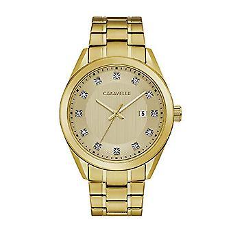 Bulova Clock Man Ref. 44B125