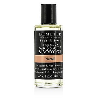 Demeter Neroli massasje & Body olje - 60ml / 2oz