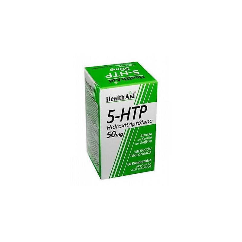 Health Aid 5-htp (5-hydroxytryptophan) 50 Mg 60 Tablet