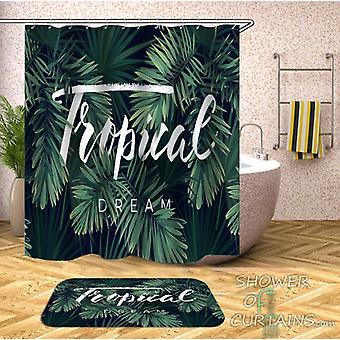 Tropical DreamShower Vorhang
