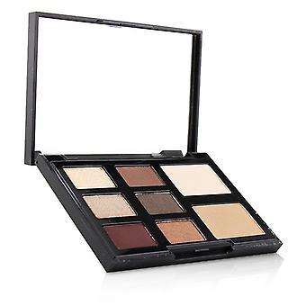 Glo Skin Beauty Shadow Palette - # The Velvets (8x Eyesahdow) - 7.6g/0.27oz