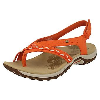 Ladies Merrell Toe Post Strappy Sandals StellaBloom