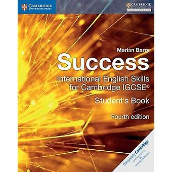 Success International English Skills for Cambridge IGCSE R by Marian Barry