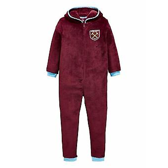 Kids West Ham Onesie/Jumpsuit
