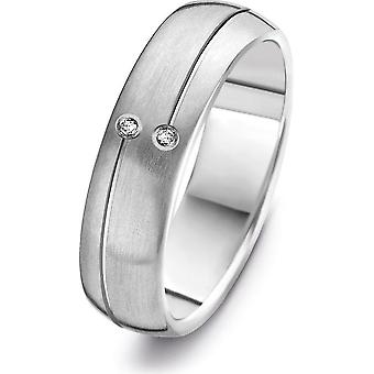 Dansk design-ring-Women-IJ142R1D-60-Apterp-Titan-diamanter-60
