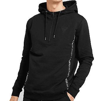 Guess Men's Logo Print Hooded Sweatshirt M94Q49