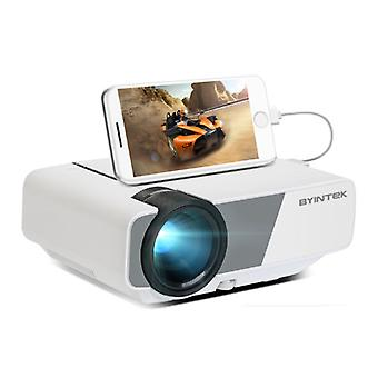 BYINTEK Sky K1 Plus LED Projector & Tripod - Beamer Home Media Player