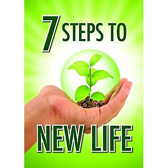 Seven Steps to New Life by Mathew Bartlett - 9781910942840 Book
