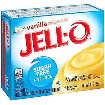 Jell-O Instant pudding & Pie filling Sugar 28 gr