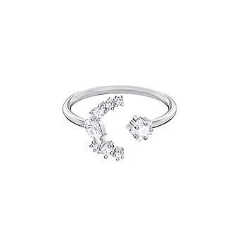 Swarovski Ring 5513974-Moon sön metal Etoil nätter Etoil es serti Claw Femme