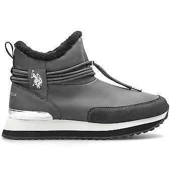 U.S. Polo Assn VANESSA1 FRIDA4082W9HY1GREY universal winter women shoes