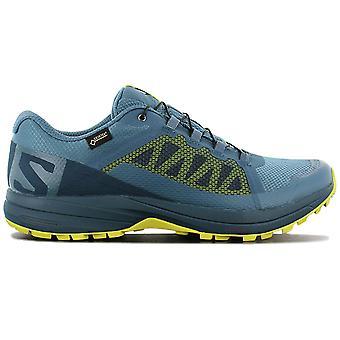 Salomon XA Elevate GTX Gore-Tex 406116 Herre sko blå sneaker sportssko
