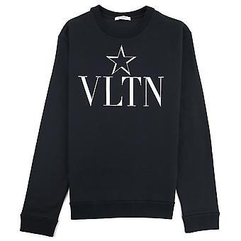 Valentino VLTNstar Sweatshirt Schwarz