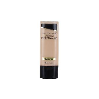 Max Factor 2 X Max Factor Lasting Performance Foundation - Light Ivory 40